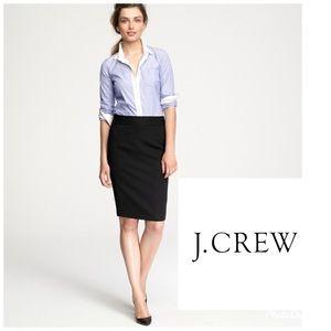 J. Crew Black No. 2 Pencil ✏️ Skirt